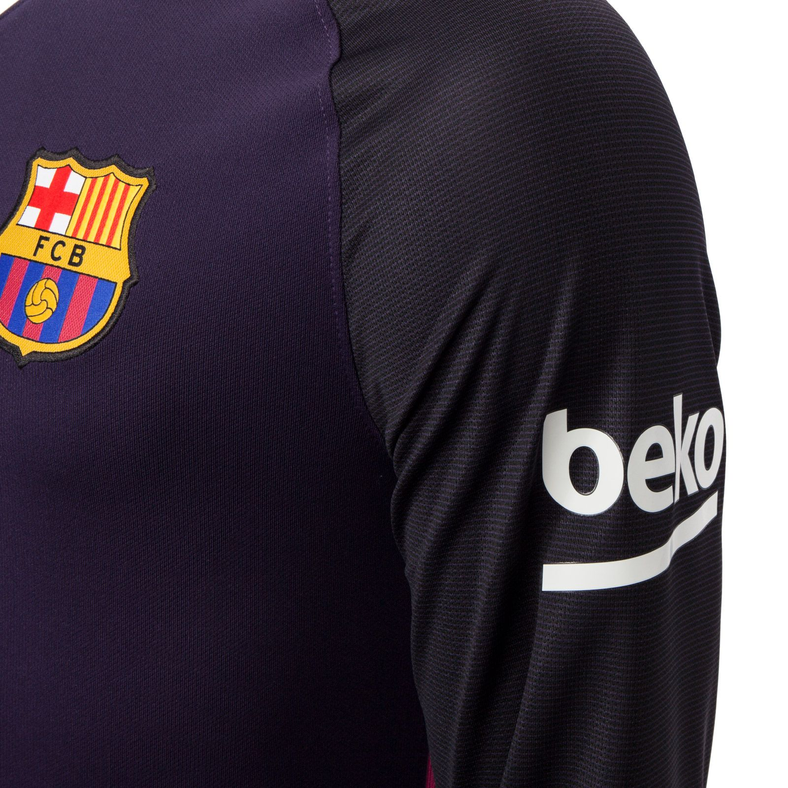 finest selection 63997 80eec fc barcelona long sleeve jersey 2016
